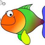 ماهی کارتونی