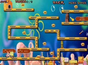 spongebob_and_patrick-300x221 بازی آنلاین فلش باب اسفنجی و پاتریک