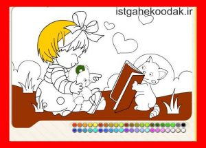 paint-cat-child-300x215 دانلود و بازی