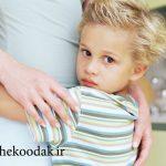 تربیت کودک اضطراب مادر و کودک