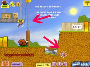 snailbob-300x226 دانلود بازی snailbob برای افزایش هوش
