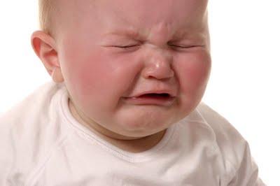 گریه کودک و یبوست