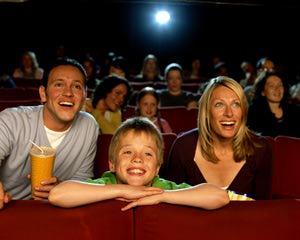 والدین و کودک در سینما