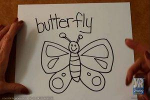 parvaneh_naghashiistgahekoodak.ir_-300x200 آموزش نقاشی کشیدن پروانه