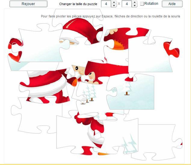 پازل بابا نوئل