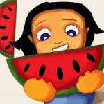هندوانه - شب یلدا - کارتونی