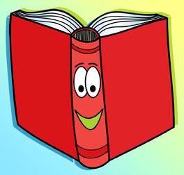 children-s-books-clipart-Book ترانه کودکانه یه آسمون فرشته (صوتی)
