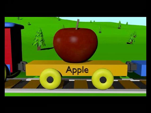 آموزش میوه هابه انگلیسی