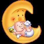 کلیپ آرت خواب کودک