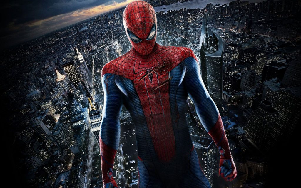 spiderman-wallpaper-10-1024x640 والپیپرهای مرد عنکبوتی - 10 عدد