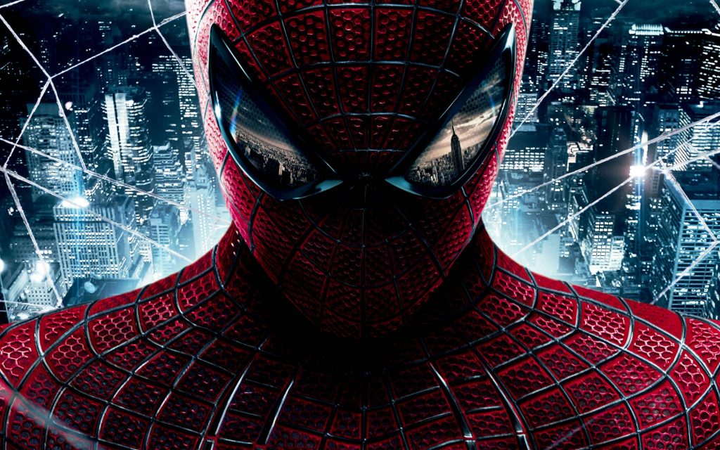 spiderman-wallpaper-2-1024x640 والپیپرهای مرد عنکبوتی - 10 عدد