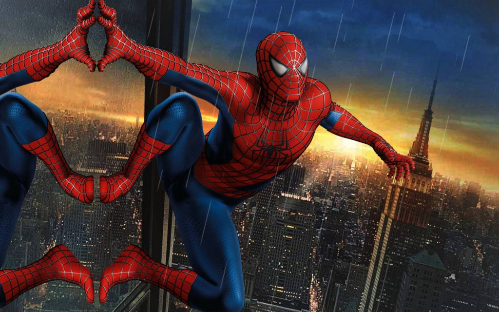 spiderman-wallpaper-3-1024x640 والپیپرهای مرد عنکبوتی - 10 عدد