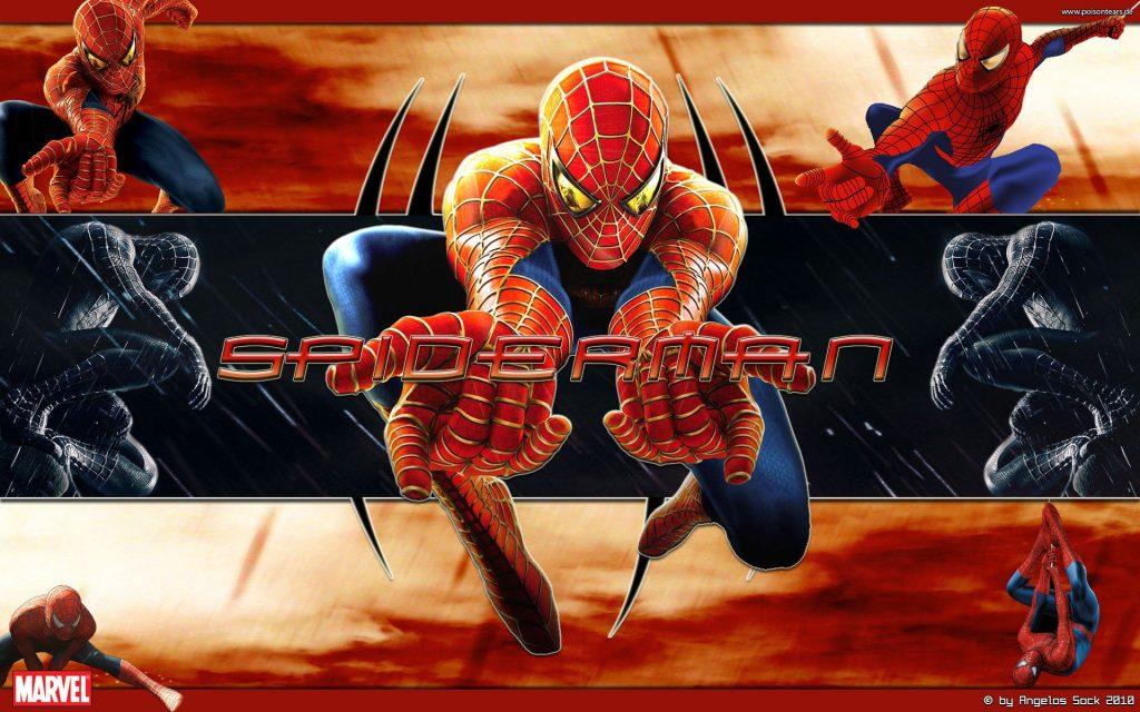 spiderman-wallpaper-6-1024x640 والپیپرهای مرد عنکبوتی - 10 عدد