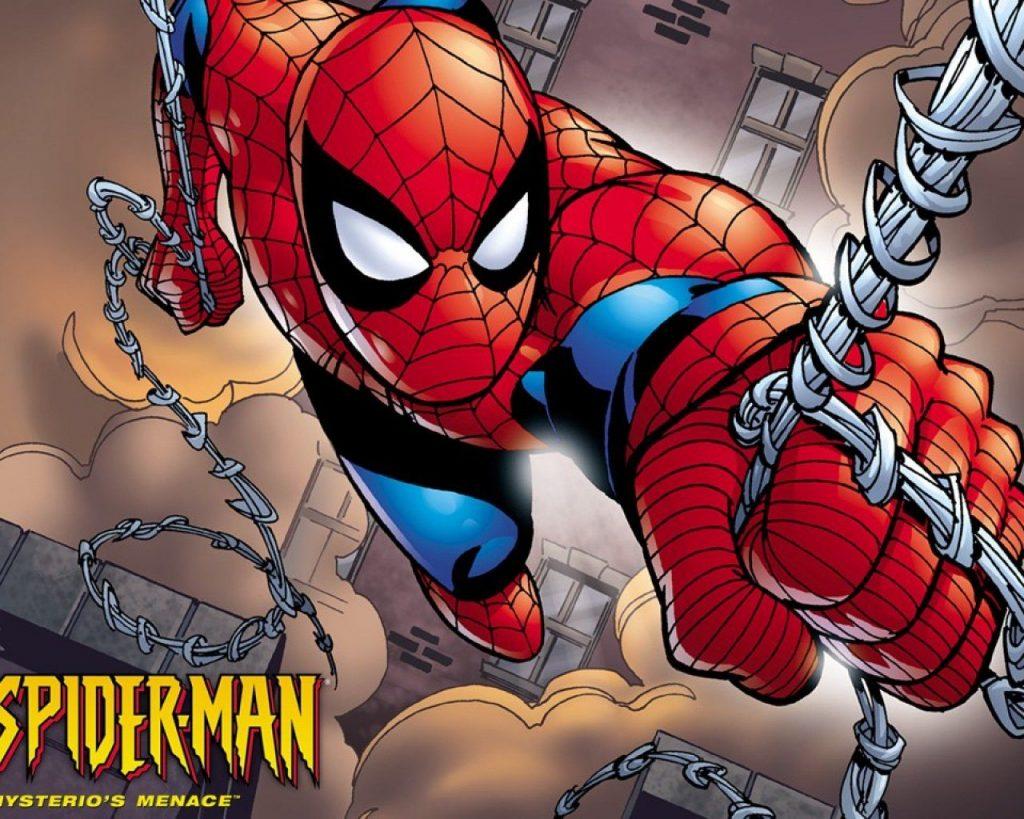 spiderman-wallpaper-9-1024x819 والپیپرهای مرد عنکبوتی - 10 عدد