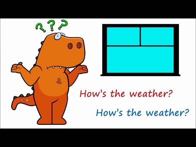 آب و هوای کارتونی