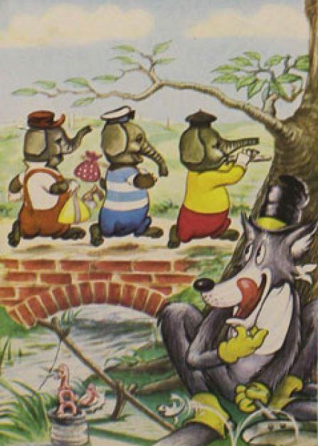 دانلود کتاب سه بچه فیل