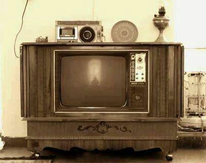 نوستالژی از تلویزیونهای قدیمی