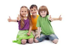 confident-kids01-300x200 اعتماد به نفس کودک هدیه والدین به کودک