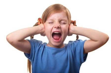 نوجوانان سرکش - جیغ زدن و فریاد کشیدن