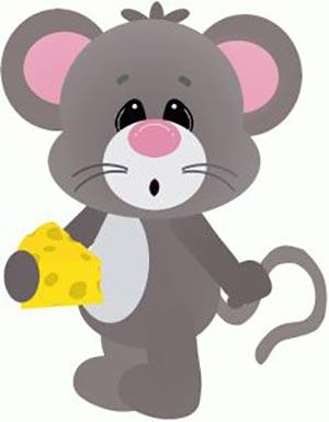 کلیپ ارت موش - راه سوم