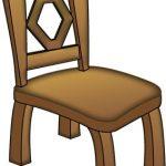 عکس کارتونی صندلی