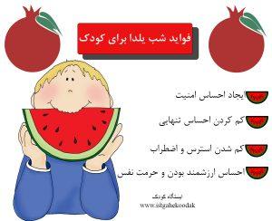 shab-yalda04-300x244 شب یلدا چه فایده هایی برای کودکان دارد و تاثیر آن بر بچه ها