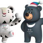 المپیک زمستانی - نماد بازی های 2018 کره