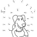 نقاشی نقطه به نقطه - لانه سگ