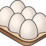 رنگ های مختلف در تخم مرغ