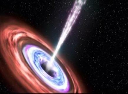 سیاه چاله چیست