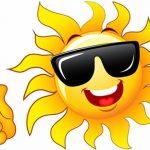 عکس کارتونی خورشید