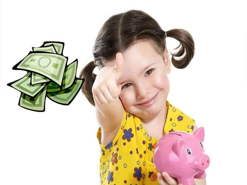 child_money02 5 درس اساسی در مورد پول که کودکان باید بدانند- بچه ها لوس اقتصادی نشوند
