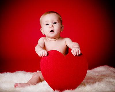 ابراز عشق به فرزندان