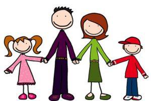 cartoon-family-clipart-2-300x200 9 گام اساسی برای آنکه پدر و مادری تاثیرگذاری باشید