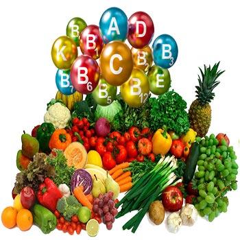 ویتامین ها و منابع ویتامین
