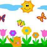 اشعار کودکانه در مورد بهار