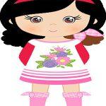 عکس کارتونی عروسک - عروسک من سرما خورد
