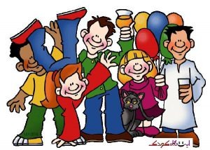 Friendship2-300x214 7 شعر کودکانه در مورد دوستی برای خردسالان و کودکان