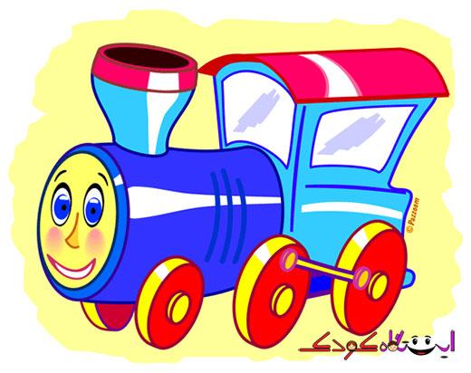 kids_train_02 دانلود آهنگ قطار بچه ها قشنگترین قطار دنیاست از چرا و چیه