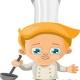مافین سرآشپز