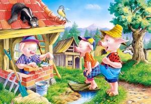 3rd-little-pigs02-300x207 دانلود قصه صوتی سه بچه خوک با صدای فاطمه عرب به همراه کتاب داستان