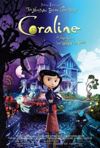 Coraline-202x300 انیمیشن هایی که از کتاب اقتباس شده اند